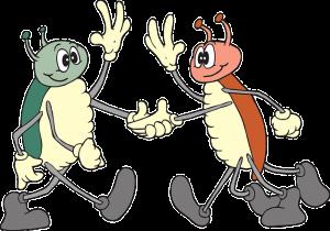 Картинката не може да има празен alt атрибут; името на файла е ants.png